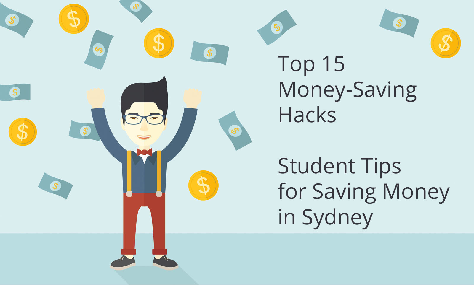 Top 15 Money-Saving Hacks - Student Tips for Saving Money in Sydney:image student-money-saving-tips